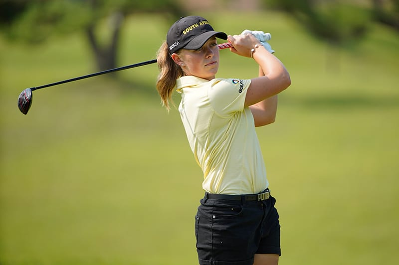 South Africa's top ranked Caitlyn Macnab will lead the Proteas into battle at the 2019 Astor Trophy at Royal Colwood Golf Club in Canada from 28 August.