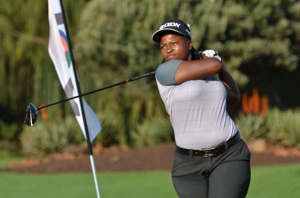 Zethu Myeki and fellow GolfRSA Elite Squad menber Symone Henriques will be representing South Africa in the 2019 Spirit International at Whispering Pines in the United States with fellow GolfRSA Proteas Martin Vorster and Sam Simpson from 7-9 November.