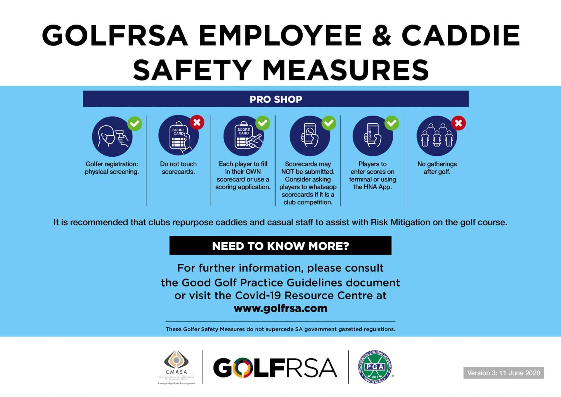 ENG GolfRSA caddie and employee safety measures V42