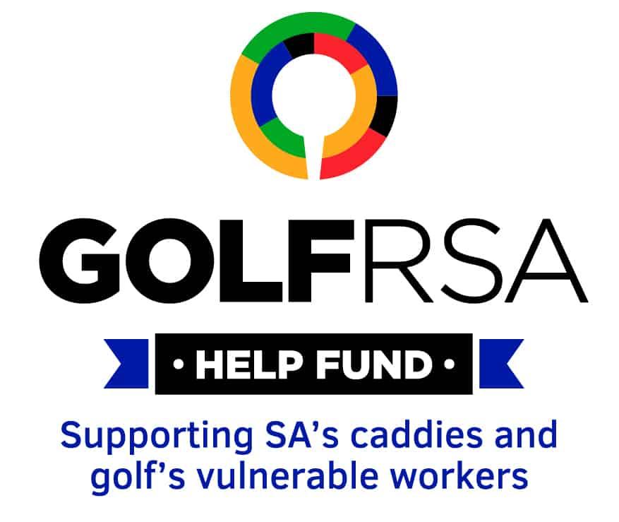 GolfRSA Help Fund Logo (Blue)