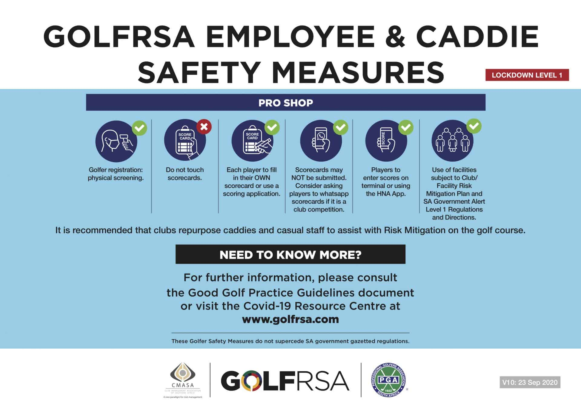ENG GolfRSA caddie and employee safety measures V10 - 2