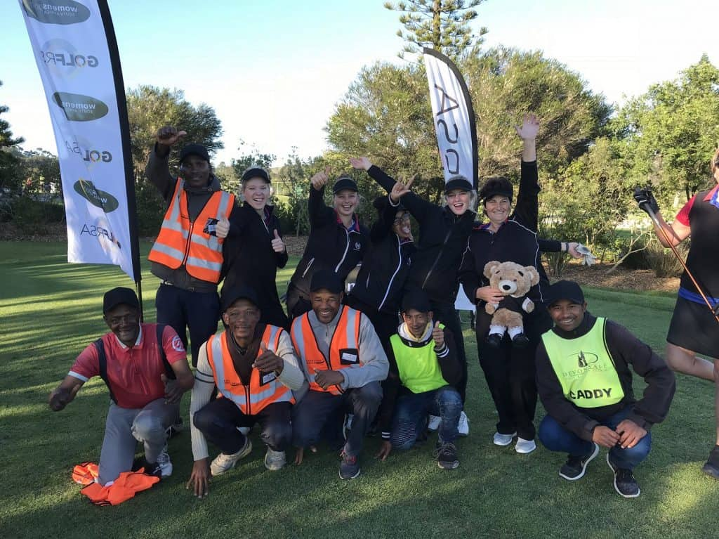Over 17, 000 vouchers to the value of R4.5-million were issued to caddies and casual workers in the Emergency Phase of the GolfRSA Help Fund during the Covid-19 Lockdown in South Africa from April to October 2020.