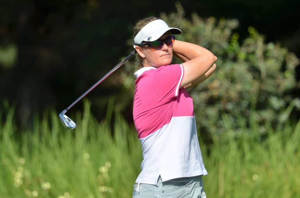 Vicki Traut from Erinvale Golf Club will line up in title defence in the 2020 SA Women's Mid-Amateur Championship at Robertson Golf Club from 16-18 November; credit GolfRSA.