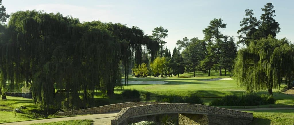 The iconic Glendower Golf Club will host the sixth edition of the African Amateur Stroke Play Championship from 8-11 February on the African Swing; credit Glendower Golf Club.