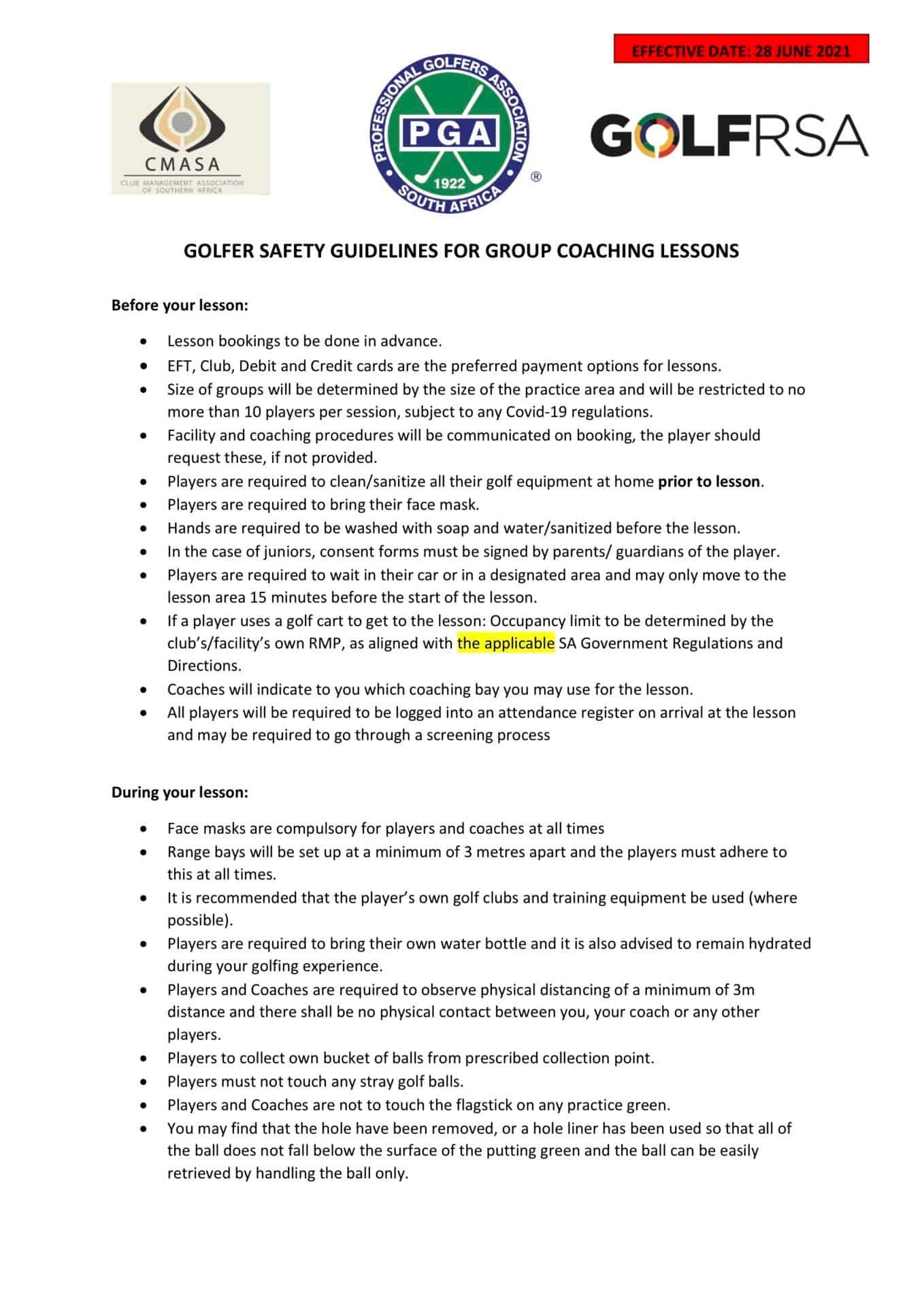 1 - Guidelines for attending a group coaching session_v6 2021 06 28