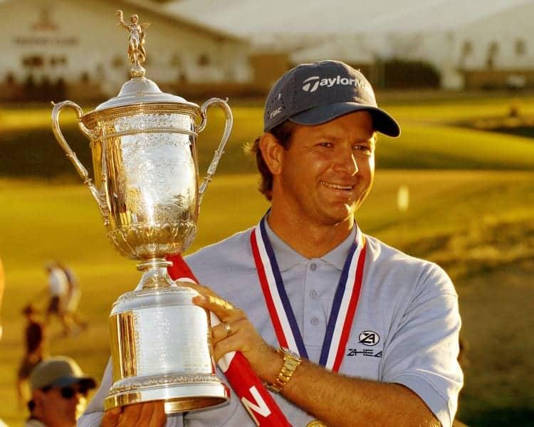 Two-time US Open champion Retief Goosen; credit CNN