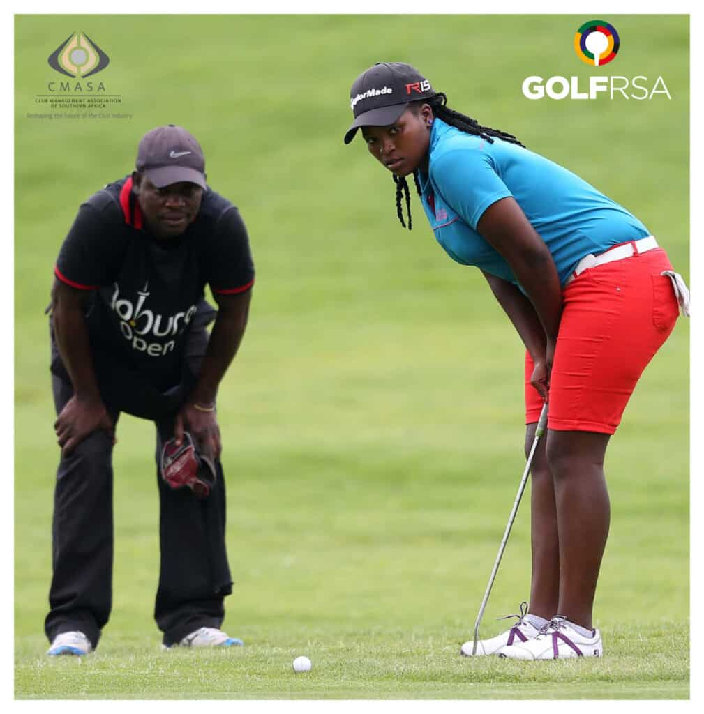 GolfRSA Training Program launched, powered by CMASA and funded by the Department of Sports, Arts and Culture