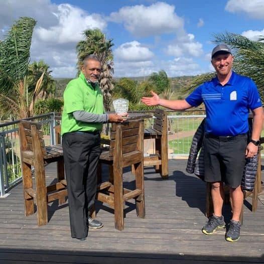 Robin Singh - Canon Port Elizabeth Disabled Open; credit SADGA